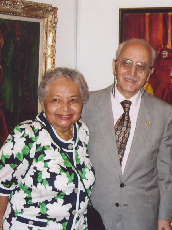 Alfredo e Teresita Paglione