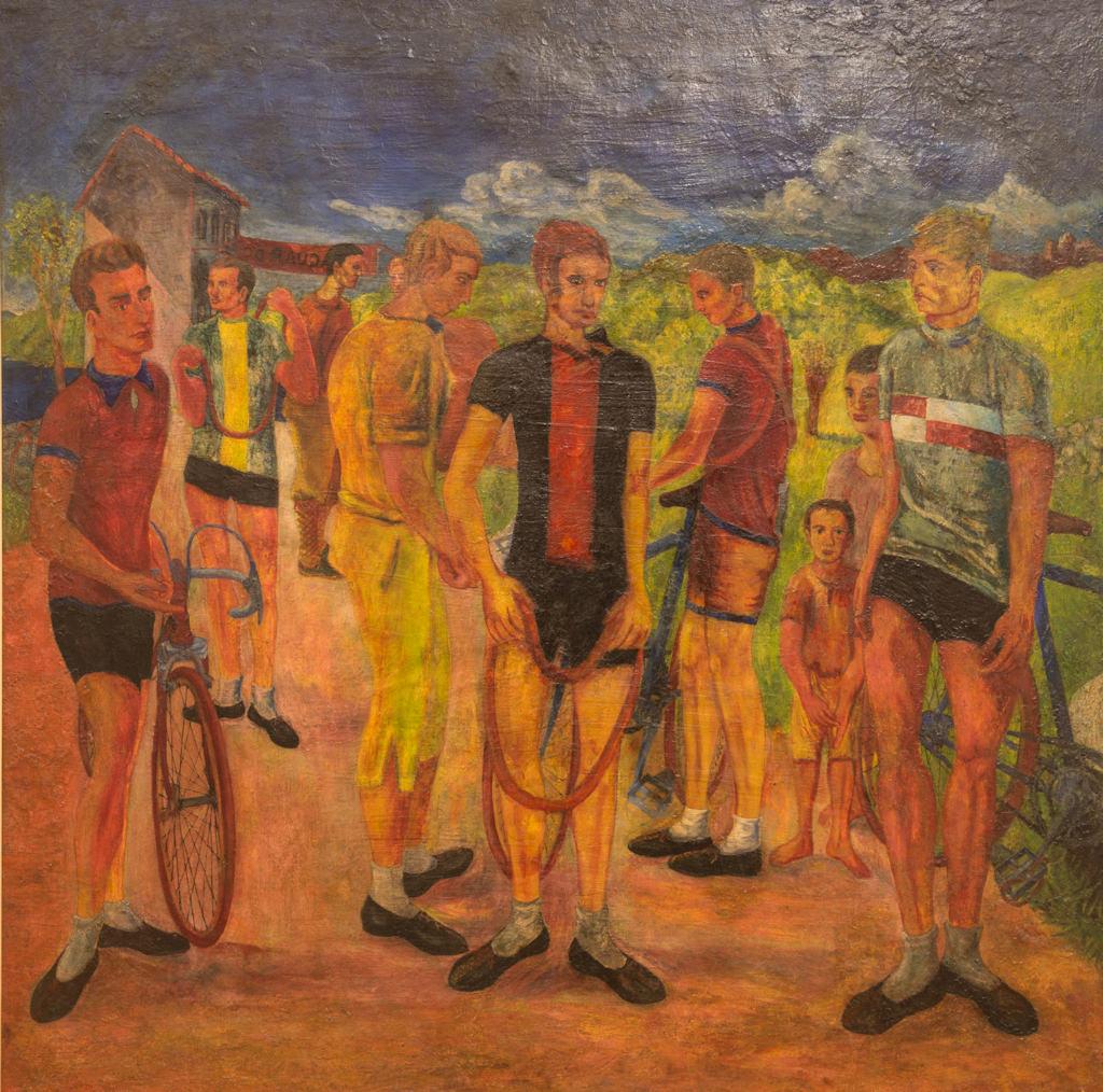 Collezione Paglione al Museo Barbella di Chieti