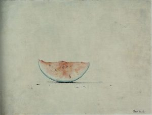 Claudio Bonichi, L'anguria
