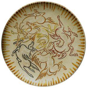 Sassu, Danza di cavalli