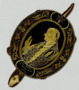 Tartaruga in oro di Toledo