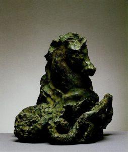 Aligi Sassu, Cavallino marino
