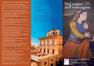 immagine depliant mostra museo palazzo de' Mayo Chieti